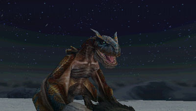Tigrex pauses a moment.